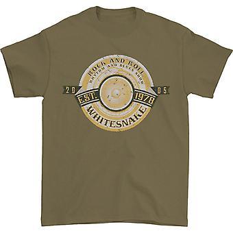 Whitesnake Label 2005 T-shirt