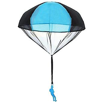 Main jetant mini soldier parachute funny toy, kid jeu en plein air