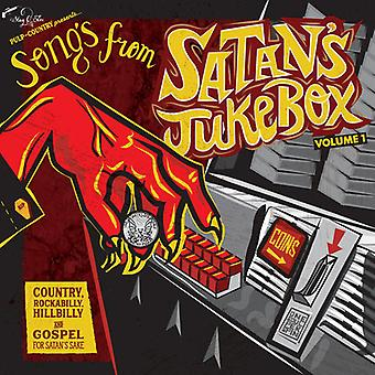 Various Artist - Songs From Satan's Jukebox 1: Country [Vinyl] USA import