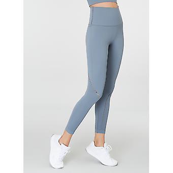 Jerf  Womens Sanibel Stone Seamless Active Leggings Econyl