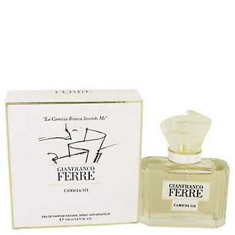 Gianfranco Ferre Camicia 113 By Gianfranco Ferre Eau De Parfum Spray 3.4 Oz (women) V728-535255