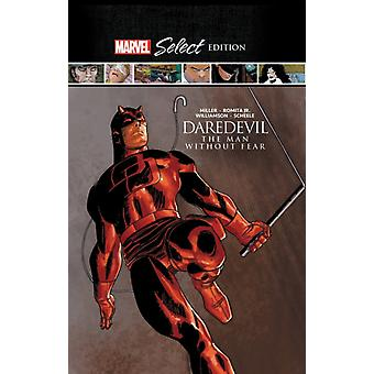 Daredevil The Man Without Fear Marvel Select Edition par Miller & Frank
