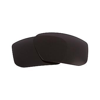 Polarizované náhradné šošovky pre SPY OPTICS McCOY slnečné okuliare Anti-Scratch Black