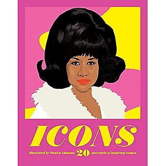 Icons: 20 Notecards of Inspiring Women