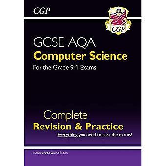 Ny GCSE Datalogi AQA Komplet Revision & Practice - Grade 9-1 (med Online Edition)