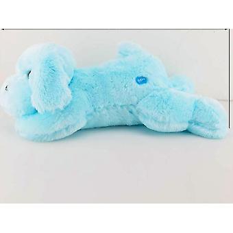 Klassische leuchtende Teddy Hund - led Licht Kissen