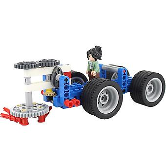 Diy Robot Building Block Set, Robot Arduino Constructor Robotica Kit Education