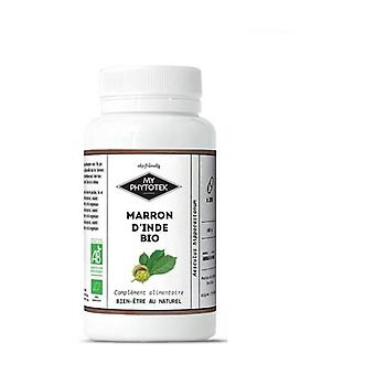 Organic horse chestnut 200 capsules of 270mg