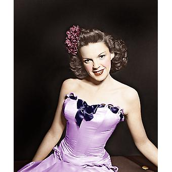 Judy Garland Ca 1940S Photo Print