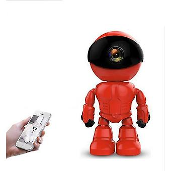 S2 Ip Camera Robot - 1080p Hd Wifi / Wireless Ptz Two Way Audio