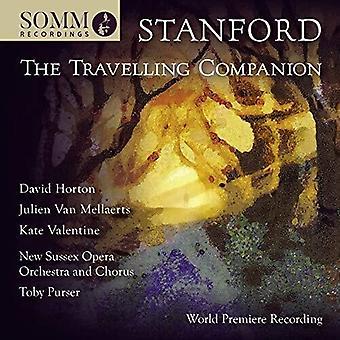 Travelling Companion [CD] USA import