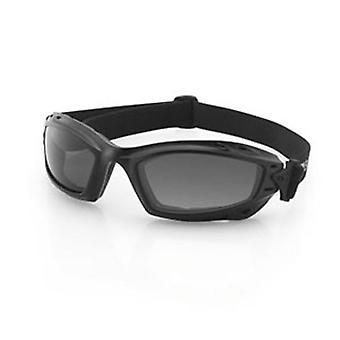 بالبوا BBAL001 بأﻻ ماتي السوداء نظارات-مكافحة الضباب المدخن Z87