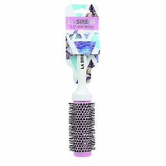 La Sirena Round Blush Pink Hair Brush | Ceramic