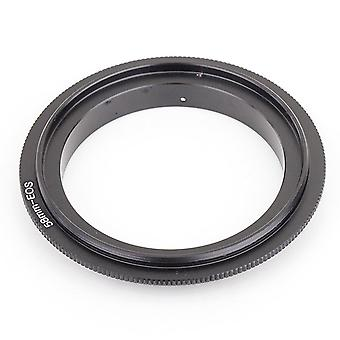Pixco 58mm lens macro reverse ring camera mount adapter for canon eos camera with 58mm filter thread