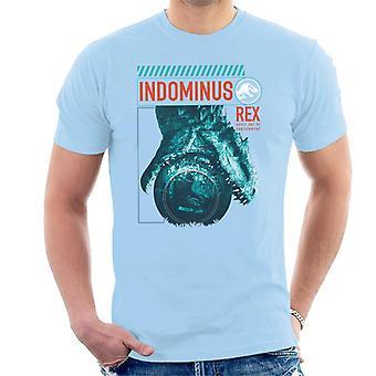 Jurassic Park Indominus Rex Men's T-Shirt