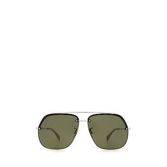 Fendi FF M0095/G/S blue & silver male sunglasses