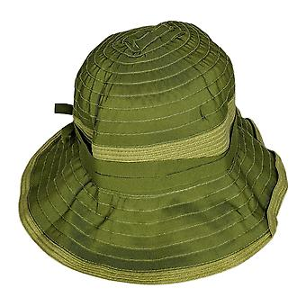 Physician Endorsed Adjustabled UPF 50 Belle Epoque Hat Green A347809