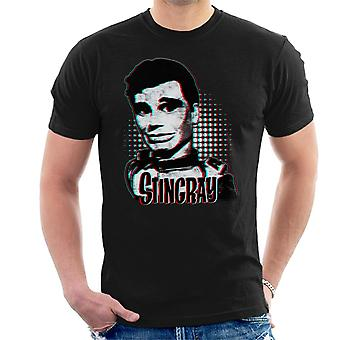 Stingray Troy Tempest The Captain Men's T-Shirt