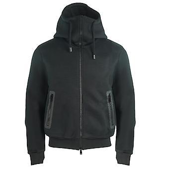 Dsquared2 Dean Fit Black Zip Hoodie
