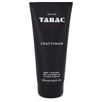 Tabac Original Craftsman Shower Gel Par Maurer et Wirtz 6.8 oz Gel douche