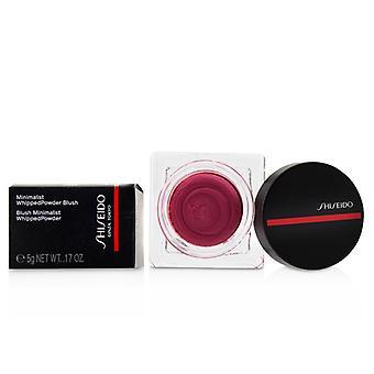 Shiseido Minimalist WhippedPowder Blush - # 08 Kokei (Fuchsia) 5g/0.17oz