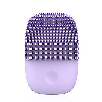 Sonic electric beauty face cleaning machine