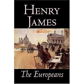 The Europeans by Henry James - 9781598181401 Book