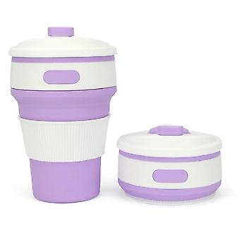 Coffee Mugs Travel Collapsible Silicone Cup Folding Water