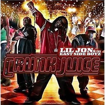 Lil Jon & the East Side Boyz - Crunk Juice Reissue [CD] USA import