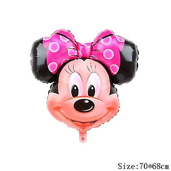 14pc Mickey Minnie Mouse Party Balloon