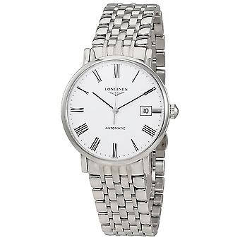 Longines Flagship Automatic Black Dial Stainless Steel Automatic Men's Watch L48744576