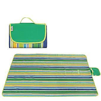 Portable outdoor picnic mat beach mat waterproof camping  blanket yspm-85