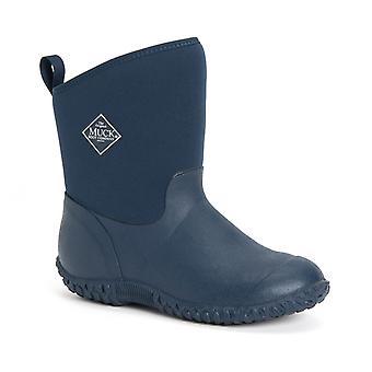 Muck boot unisex muckster ii mid shearling boot navy 30984