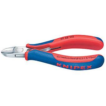 Knipex 27725 130 mm infälld elektronik Diagonal fräsar