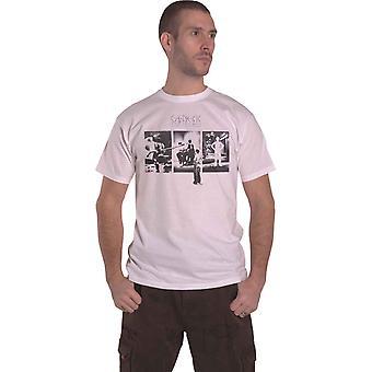 Genesis T Shirt lammet ligger på Broadway nye Official mens White