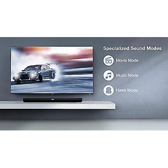 FengChun TS7000 Soundbar (92 cm) Fernseher (Bluetooth Soundbar, 2.0-Kanal-Sound, HDMI ARC, 3,5 mm AUX