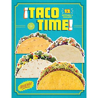 Taco Time par Chronicle Books