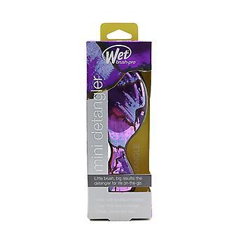 Wet Brush Pro Mini Detangler Metamorphosis - # Sapphire Empress 1pc