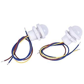 Home Indoor Outdoor Motion Sensor Infrared Night Lamp