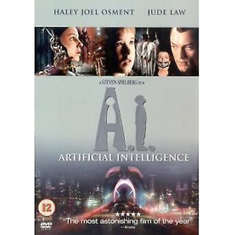 A.I. Artificial Intelligence 2001 2 schijfset DVD