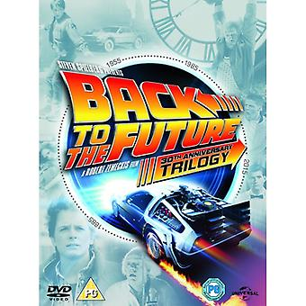Back To The Future Trilogy 1985 DVD