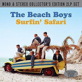 Beach Boys - Surfin Safari Mono & Stereo Vinyl