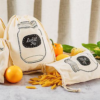Sass & Belle Cotton Produce Bags - Set of 2