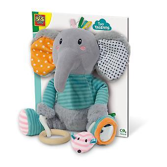 Ses Kreativa Små talanger Barns Olfi Sensory Elephant Toy- Unisex