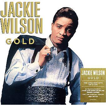 Jackie Wilson - Gull vinyl