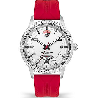 Ducati Wristwatch Men's 03 Hands Silicon PODIO DTWGN2019502