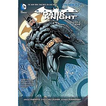 Batman Den mörka riddaren Vol. 3 av Hurwitz & Gregg