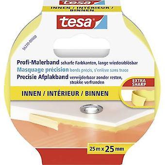 Tesa® peittää nauha Precision Sisäuima 25 m x 25 mm