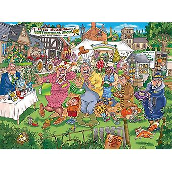 Wasgij Original 32 The Big Weigh In! Jigsaw Puzzle (1000 pieces)