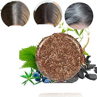 Essence cheveux assombrissant Shampooing Bar Savon